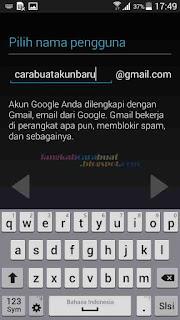 cara membuat akun google lewat hp