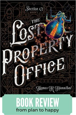Follow Jack Buckles on an adventure that begins when he stumbles into The Lost Property Office in London.