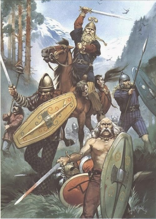 Gallic & Celtic Warbands picture 7