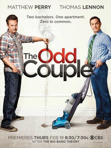 The Odd Couple (2015-) ταινιες online seires xrysoi greek subs