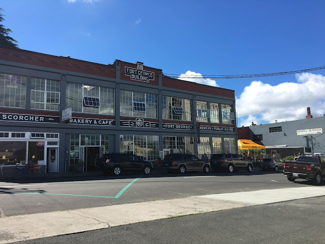 Fort George Brewery, Astoria, Oregon | A Hoppy Medium