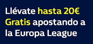 William Hill promocion Europa League 15 marzo