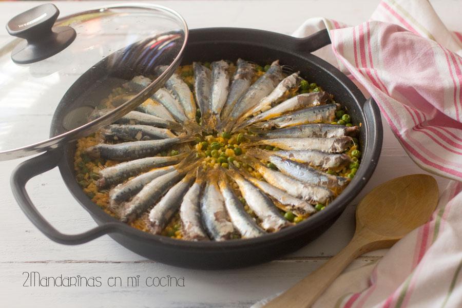 Arroz de sardinas. Las recetas de mi madre de Joan Roca