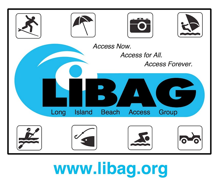 LIBAG,                                                             Long Island Beach Access Group