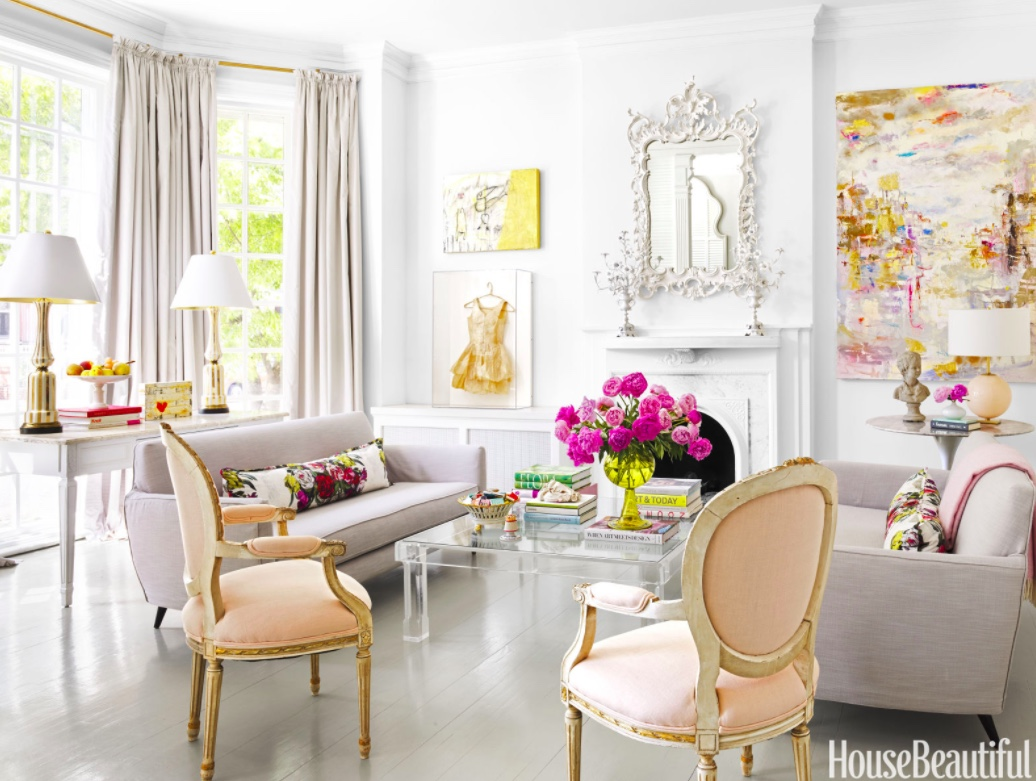 House Beautiful Pretty In Pink September 9 2016