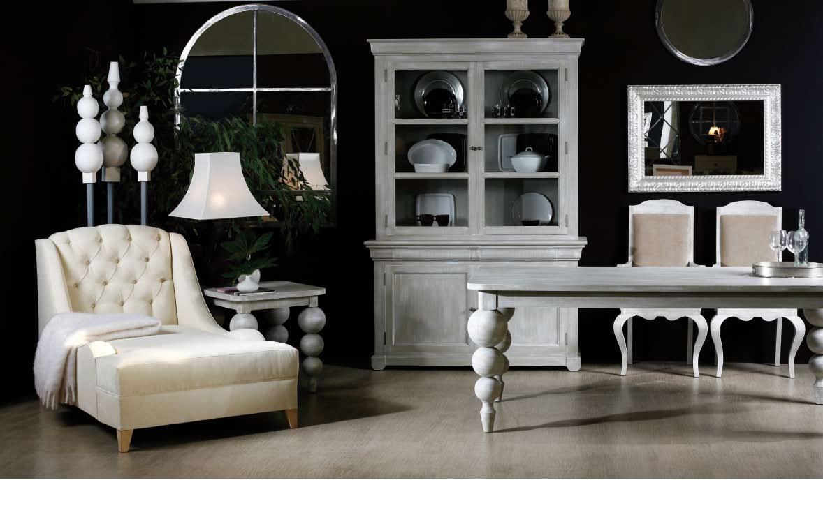 Muebles estilo vintage for Salones modernos madrid