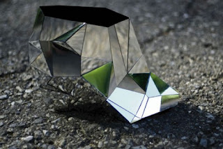 tecnologia para  lograr invisibilidad - espejos