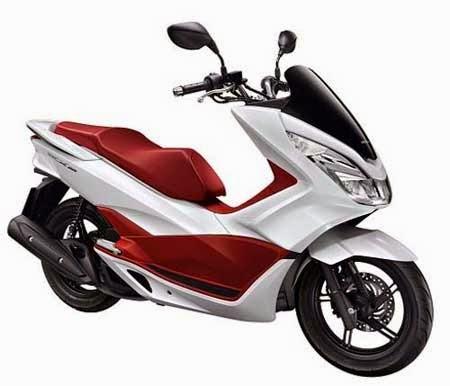 warna terbaru Honda PCX 150