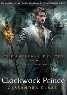 Clockwork Prince PDF Download (The Infernal Devices #2)