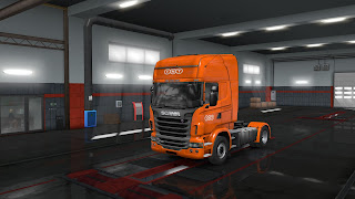 european logistics companies paint jobs pack screenshots 23, tnt