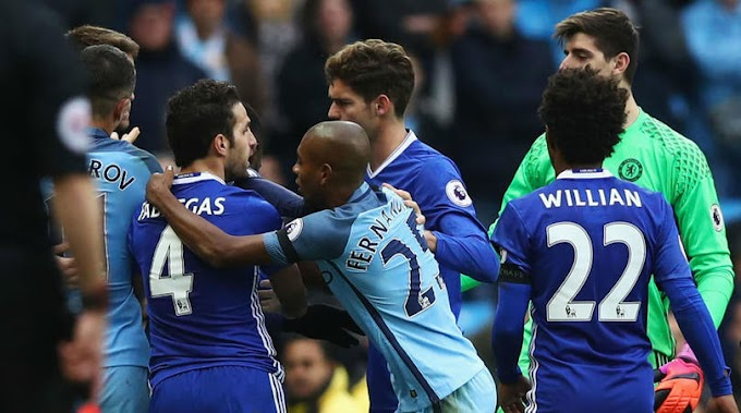 BREAKING NEWS: Manchester City, Chelsea handed heavy fines