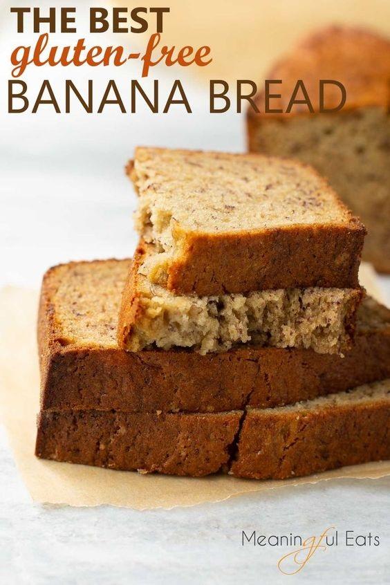 The Best Gluten-Free Banana Bread
