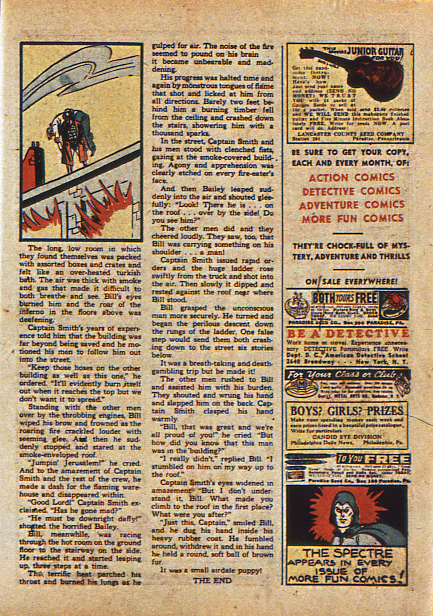 Read online Action Comics (1938) comic -  Issue #21 - 47