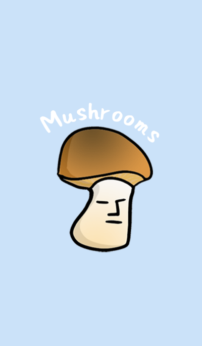 Season's theme for mushrooms lovers
