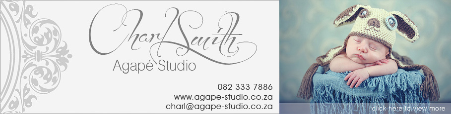 http://www.new-life-studio.co.za/2014/06/charl-smith-agape-studio.html