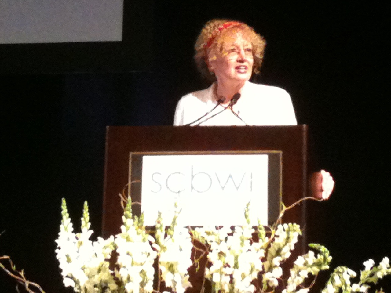 The Official SCBWI Conference Blog: Mary Pope Osborne: A