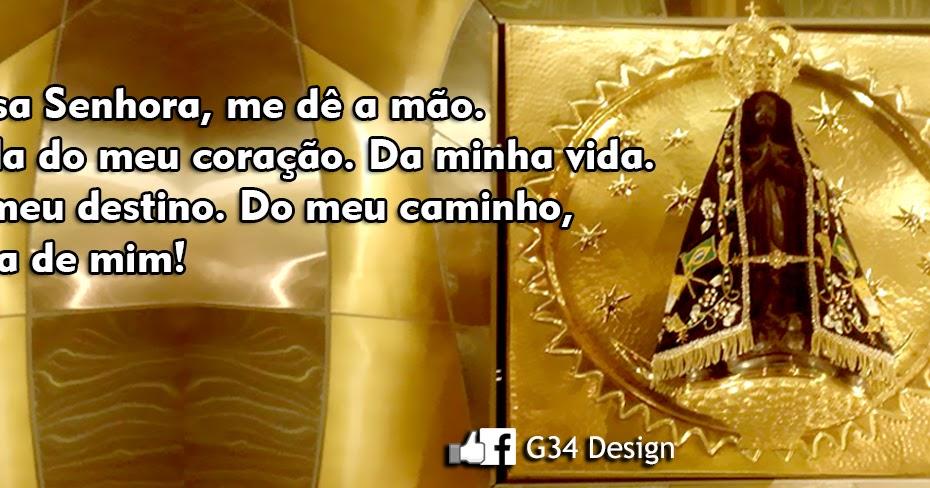 Frases Nossa Senhora Aparecida: G34 Design: Capa Para Facebook
