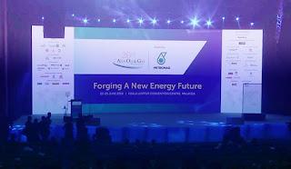 Азиатская Нефтегазовая Конференция 4