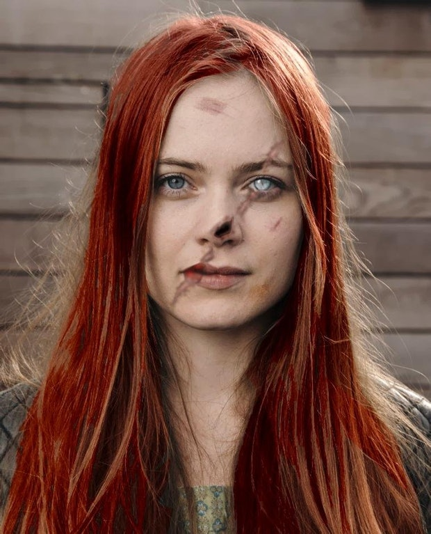 hera hilmar imagined as hester shaw