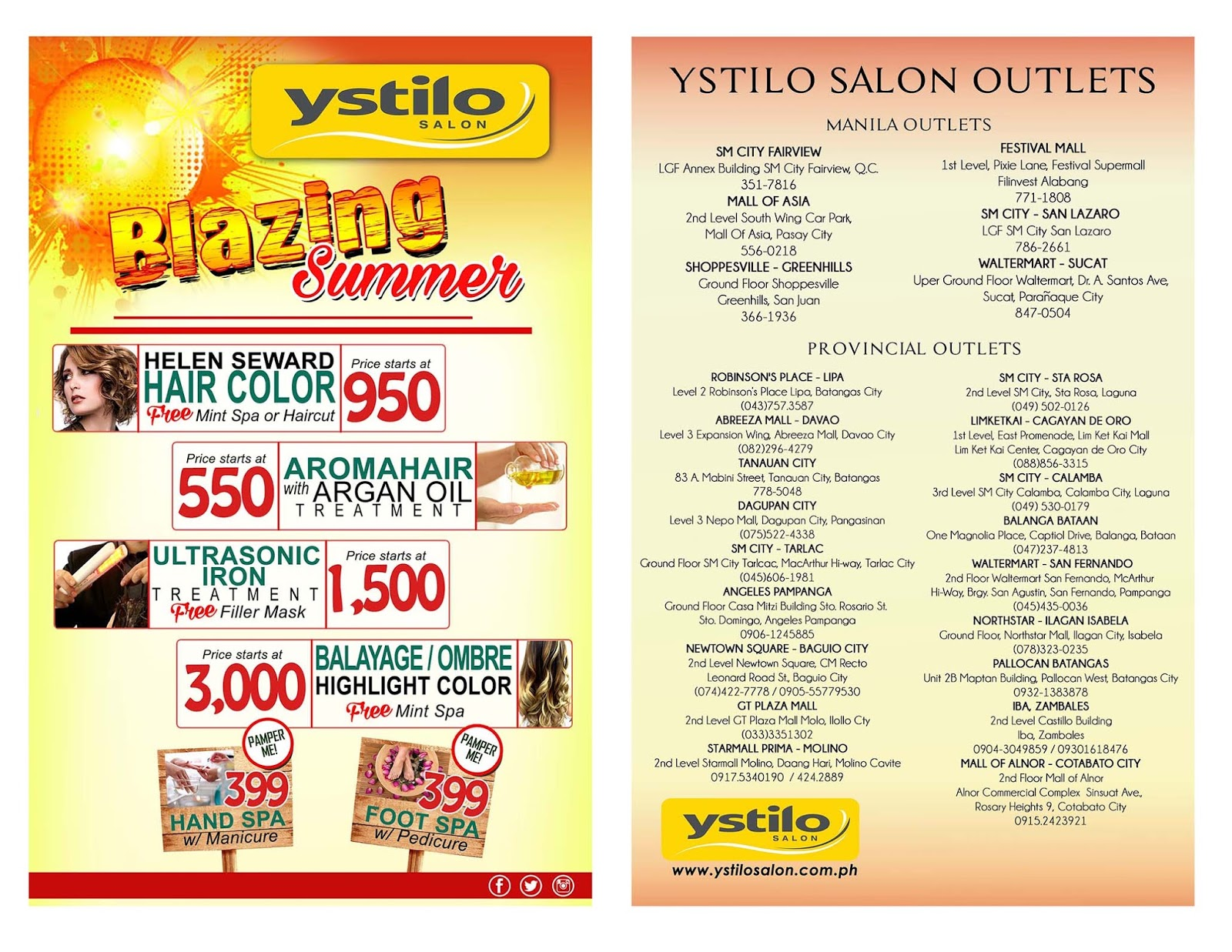 Try Ystilo Salons Helen Seward From Italy Ning4uanything And