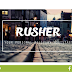 """A New Startup Launched 'RUSHER' - """"Your Personal Delivery Assistant""""."""