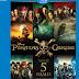 Coleção Piratas do Caribe – Todos os Filmes