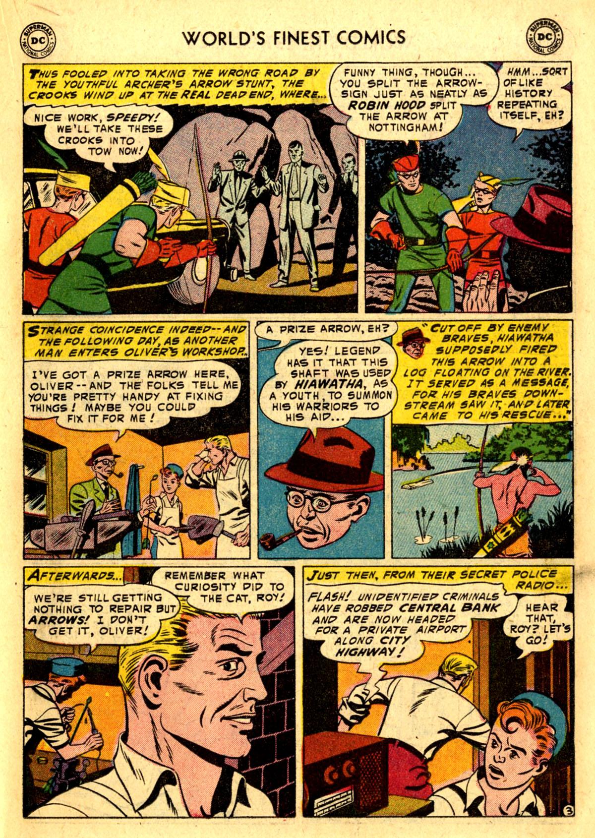 Read online World's Finest Comics comic -  Issue #75 - 19