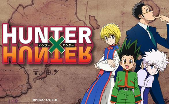 Resultado de imagem para Hunter x Hunter: A Última Missão
