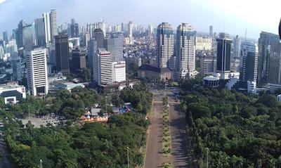 Jalan Jalan Ke Monas Wisata keren di jakarta