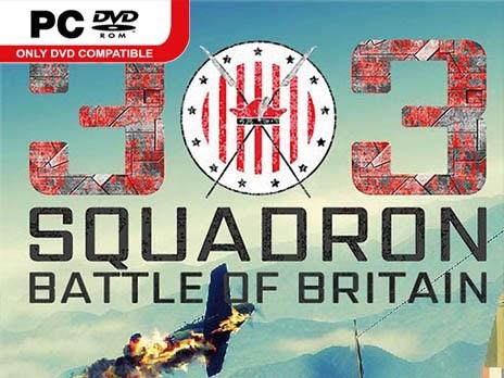 303 Squadron Battle of Britain (2DVD) - A S L GAMES
