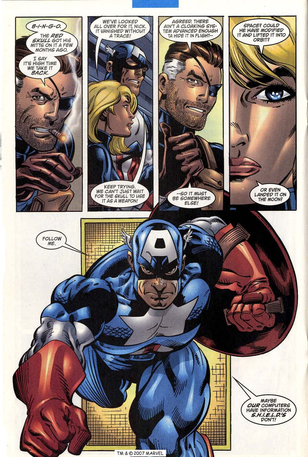 Captain America (1998) Issue #45 #52 - English 20