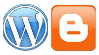 google apps - blogging - blogger, wordpress