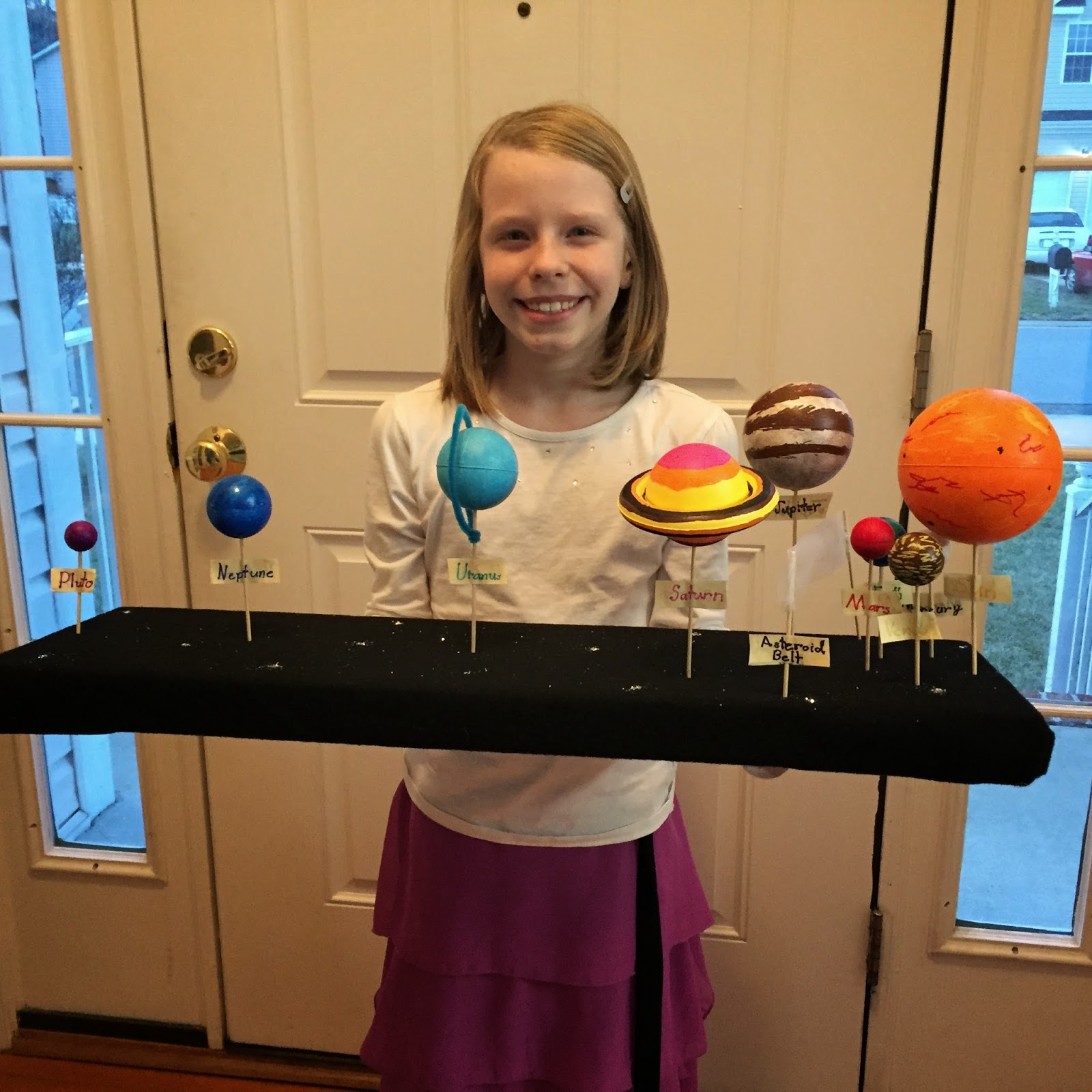 Welcome to the Krazy Kingdom: Lorien's Solar System Project