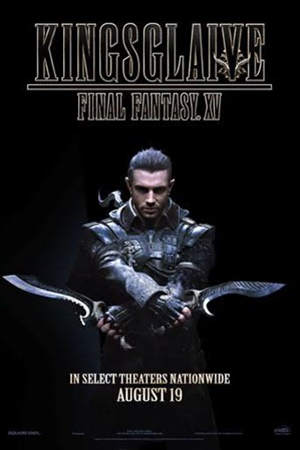 Kingsglaive: Final Fantasy XV DVDRip Latino