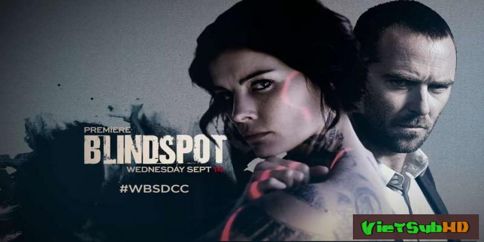 Phim Điểm Mù (phần 3) Tập 14 VietSub HD | Blindspot (season 3) 2017