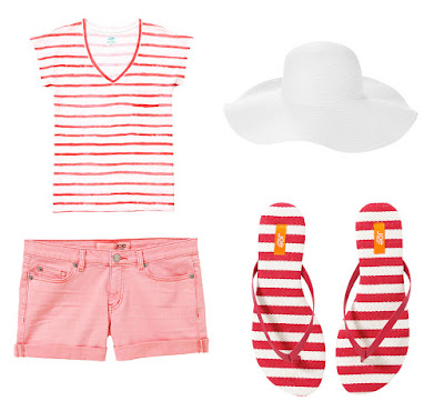 Celebrate Canada Day Style Fashion Joe Fresh