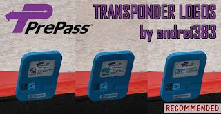 ats prepass transponder logos