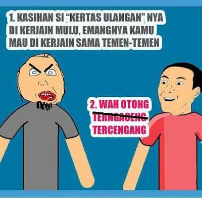 12 Meme 'Bapak dan Anak' Ini Kocak Abis, Obrolan Ngocol Sedunia!