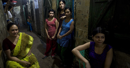 Sex Worker in Sonagachi