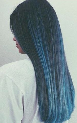 Beauty color hairstyle idea