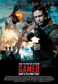 Gamer 2009 Hindi-English Full Movie Download 300mb Dual Audio