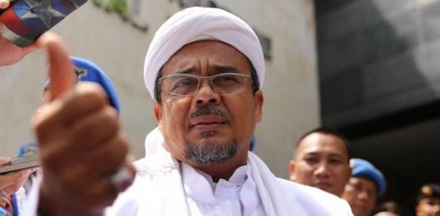 Munarman: Akun Twitter @IB_HRS Bukan Milik Habib Rizieq