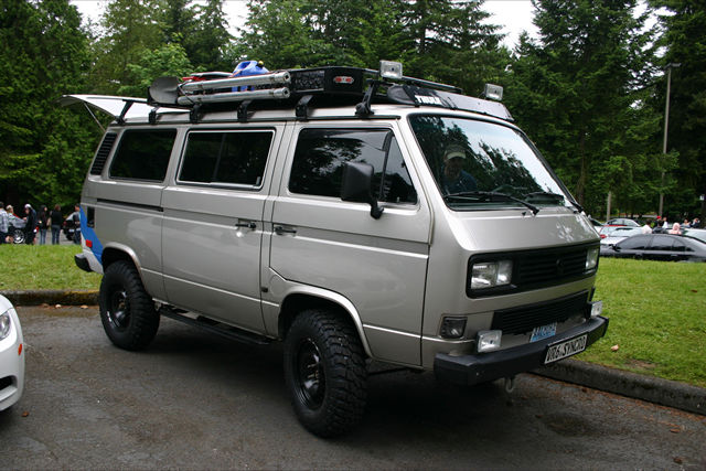 spotted vr6 syncro vanagon the car hobby. Black Bedroom Furniture Sets. Home Design Ideas