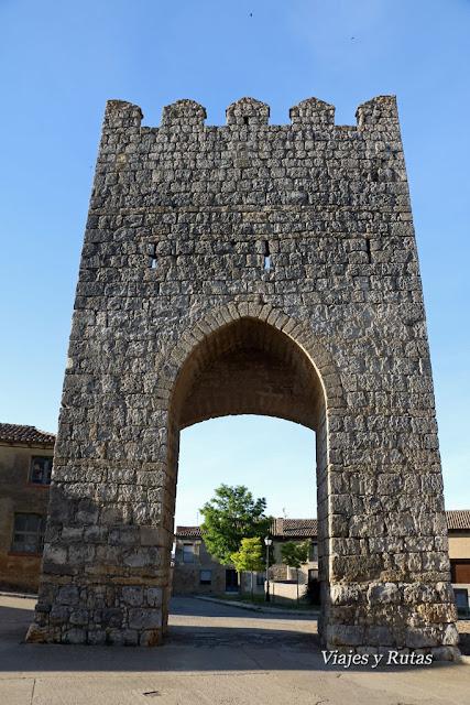 Puerta de San Martín, Astudillo