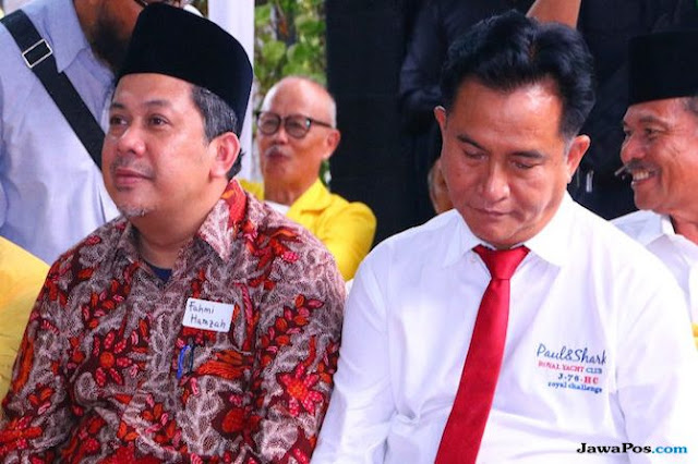 Yusril Jadi Pengacara Jokowi, Fahri: Menjaga Pak Jokowi Agar Tidak Keluar dari Koridor Konstitusi dan Hukum