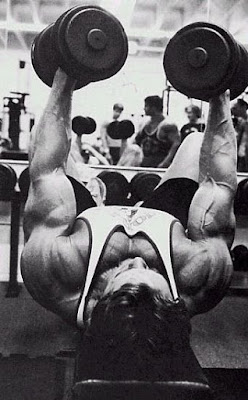 arnold chest fly, arnold chest workout