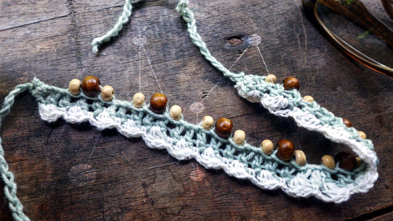 Crochetology by Fatima: September Anklet Free Pattern