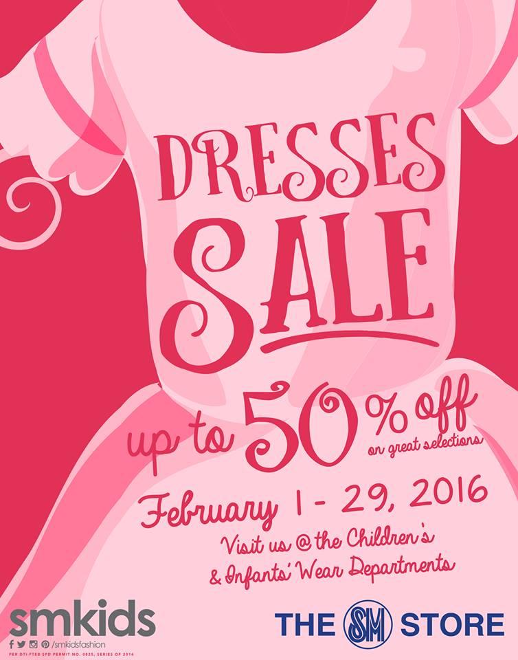 Manila Shopper: The SM Stores Kids Department Dresses & Pyjama SALE ...