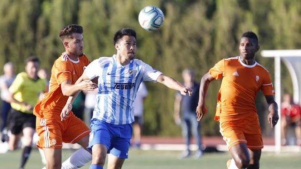 El Málaga saca un empate ante el Córdoba (1-1)