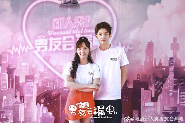Tân Nhân Loại! Bạn Trai Bị Rò Điện - Unusual Idol Love (2021)